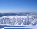 Liberec in de winter
